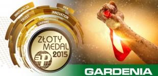 L400 Elite- Złotym Medalistą targów GARDENIA 2015